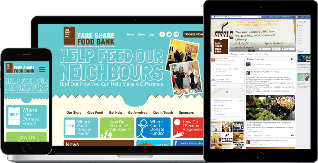 Northumberland Fare Share Food Bank